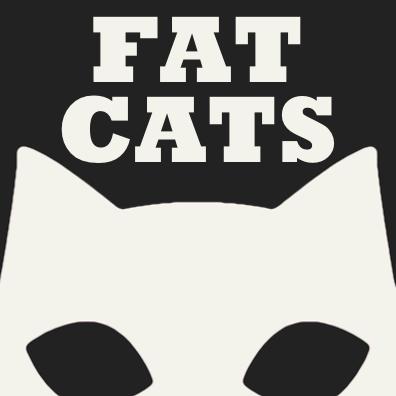 FAT CATS ロゴ